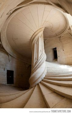 "Check out Emerson Frith's ""Awesome spiral stairway"""