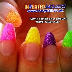IMs by Jennifer Glass Allure Hair and Beauty.  Instagram photo by invertednailsystems - http://instagram.com/p/2DgIL5hGDD/  IMs from www.easynail.co.uk   Acrylic powders from www.thenailartist.co.uk   #Invertedmoulds #enuk #ims #nails #nailart #acrylicnails #nailporn #nailgasm #nailstagram #nailartdesign #notd #nailswag #nailsofinstagram #nails2inspire #nailsart #nailartaddict #nailartoohlala #nailartwow #nailartjunkie #nailartheaven #nailartaddicts #nailartist