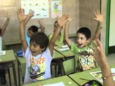 Silencio, silencio. Spanish Class, Classroom Management, Homeschool, Mindfulness, Yoga, Youtube, Children's Literature, To Tell, Nursery Rhymes