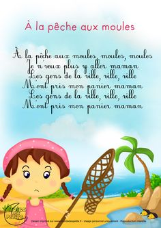 Paroles_A la pêche aux moules