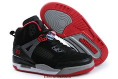 793f668b989c Buy Get Nike Air Jordan Spizike Retro Mens Shoes Black Gary Red Hot  Discount from Reliable Get Nike Air Jordan Spizike Retro Mens Shoes Black  Gary Red Hot ...