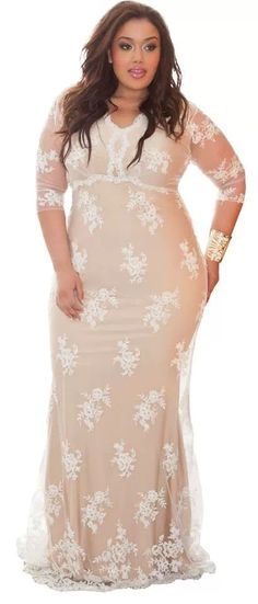 b5a67e824bb Curvy Beatrice dress Curvy Beatrice is stunningly feminine with a beautiful  creamy lace fabric and jersey underlay. This is the perfect dress when you  want ...