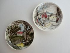 Johnson Brothers Friendly Village Coasters