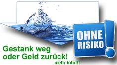 Ohne Risiko! - Geld zurück! Signs, Household, Novelty Signs, Sign, Dishes