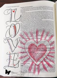 Diana Nguyen, Bible, art, journaling, illustrated faith, Quietfire Design