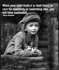Wisdom Quotes, Me Quotes, Child Quotes, Quotes Kids, Great Quotes, Inspirational Quotes, Motivational, Jolie Phrase, Maya Angelou