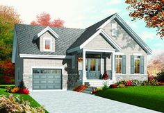 House Plan #141723 and Many Other Home Plans, Blueprints by Westhome Planners
