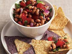 Black-Eyed Pea and Tomato Salsa