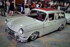 1969 Volkswagen Squareback | wheels | Volkswagen type 3