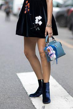 Lo que se lleva en la Semana de la Moda de Milán: Parte 2, Buro 24/7