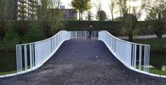 Lightweight Bicycle Bridge