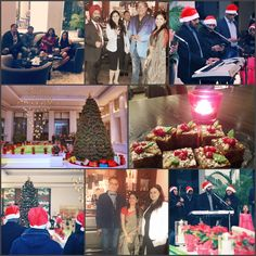 Ho Ho Ho! Go Merry as Christmas is finally here! The best way to spread Christmas cheer is singing the carols loud for all to hear. A mesmerising evening of unlimited Sparkling wines, music and snacks at Wine Social for all to relish as our guests enjoyed networking over giggles and whistles! #LMGurgaon