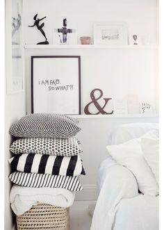 T R E N D N E T » Hvernig nota ég IKEA ribba myndahillurnar??