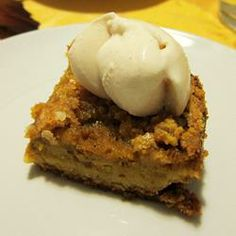 """If you like pumpkin pie, you will love Pumpkin Crisp. I never make pumpkin pie anymore, this is better and easier."""