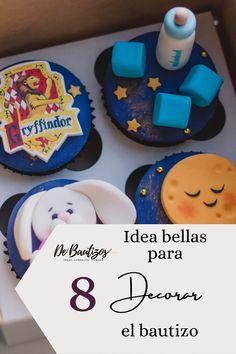Ideas lindas para decorar una bella e inolvidable celebración de bautizo #debautizo #fiestadebautizo #familia #fiestafamiliar #bautismo Bella, Birthday Cake, Sugar, Cookies, Desserts, Ideas, Food, Christening Party, Crack Crackers