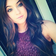 Kylie...i love how she does her makeup!!!!!!!!