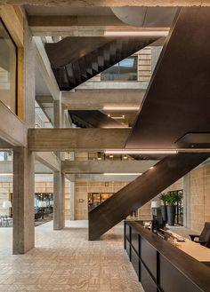 Studioninedots . Alliantie office building refurbishment . Hilversum (8)