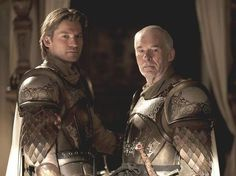 Jaime and Barristan