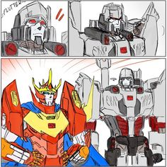 Tbh Rodimus would do this...<<<<<<the autobot version of starscream