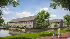 Donderdag 5 juni Open Huis 16.00-17.00 Eilanden van Berkel: 48 luxe eengezinswoningen in Berkel en Rodenrijs (Oosterscheldestraat 68)
