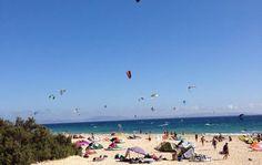 Playa de Valdevaqueros en Tarifa: 36 opiniones y 105 fotos Beaches, Pictures