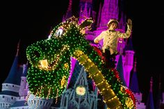 Disney Days of Past: Main Street Electrical Parade Debuts at Magic Kingdom Park | Disney Parks Blog