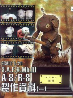 I Luv Ma.K: SAFS MkIII 1 of 3