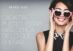 Estás muy cerca de empezar un camino lleno de oportunidades. ¡Sumate a Mary Kay! www.marykay.com.ar