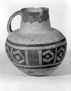 Anasazi, Native American, Ceramic, Mancos Canyon, Colorado, USA, 900-1300AD