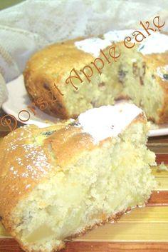 La tradizionale torta di mele del Dorset