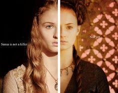 Game of Thrones season 4. Sansa