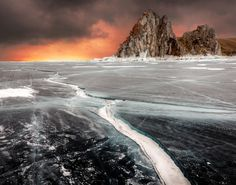 про трещину — National Geographic Россия