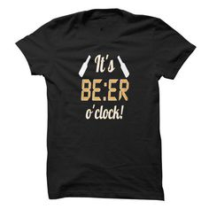 Its Beer Oclock - #hipster shirt #hoodies womens. LIMITED TIME PRICE => https://www.sunfrog.com/Drinking/Its-Beer-Oclock.html?68278