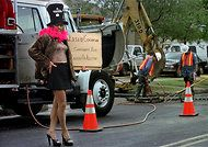 """Emotions ran high this week as news spread of the death of Albert Leslie Cochran, a cross-dressing, often homeless man who embodied the spirit of """"Keep Austin Weird."""""""