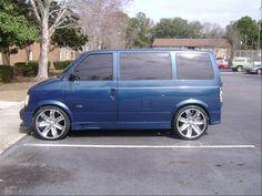 Chevrolet Astro photo 14