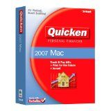 Quicken Personal Finances 2007 for Mac [OLD VERSION] (CD-ROM)By Intuit, Inc.