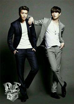 Eunhyuk and Donghae ☆☆