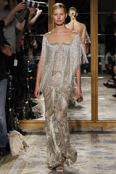 Marchesa, RTW Spring 2012 -- Possible reception dress idea, you can never go wrong with Marchesa!