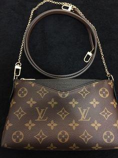 05fd8fc4ab7b Louis Vuitton Pallas Clutch Purse Bag With Receipt-BRAND NEW Louis Vuitton Pallas  Clutch