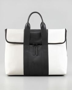 31-Hour Colorblock Bag by 3.1 Phillip Lim at Neiman Marcus.