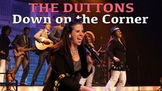 The Duttons - CCR - Down on the Corner (Cover) from 2012 Live Branson Show Branson Shows, Creedence Clearwater Revival, Corner, Live, Music, Youtube, Musica, Musik, Muziek