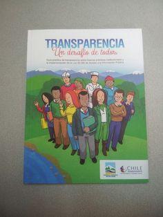 Transparencia, un desafío de todos.