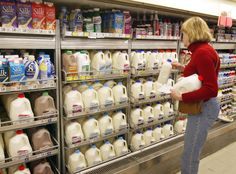 How we got duped into believing milk is necessary for healthy bones