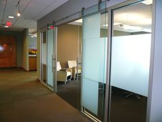Sliding Glass Conference Room Doors - You will surely be taking a look at painting the walls different colours and adding dif Sliding Glass Door, Sliding Doors, Glass Doors, Style Rustique, Room Doors, Aluminium, Your Space, Home Interior Design, Nashville