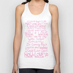 Love Like You - Shirts now available in dark colors!
