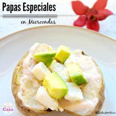 Cómo preparar esta rica #receta en menos de 10 minutos !   http://soymamaencasa.com/2014/12/receta-de-papas-noche-de-pelicula.html  #recetasfaciles #nochedepelicula #recipes #cheese #GoAutentico #ad