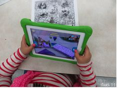 Geometry Fun With iPads