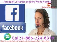 Facebook Customer Support phone number 1-866-224-8319 is always ready for you   Facebook customer support phone number 1-866-224-8319 for any type of facebook account help like password recovery login error or account hacked etc, whatever the trouble is, just call and enjoy our reliable support service which are provided by troubleshooting army will be at rescue. Facebook troubles will no longer be a big headache for you as the experts are available 24*7 to guide you.