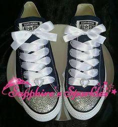 SapphiresSparkles Blue Customised Wedding Bride Bling Silver ...