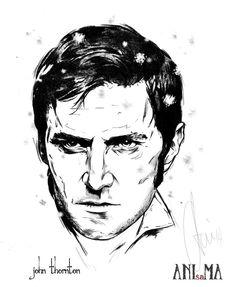 John Thornton by ANI-sa-MA.deviantart.com on @DeviantArt